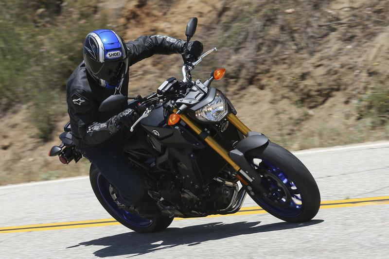 New 2020 Yamaha MT-09 Motorcycles in Evansville, IN