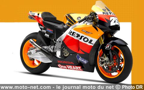Moto gp 2012 for Garage moto poitiers